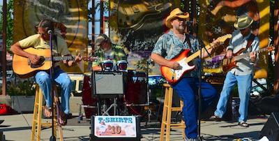 Fruita Colorado Farmers Market band