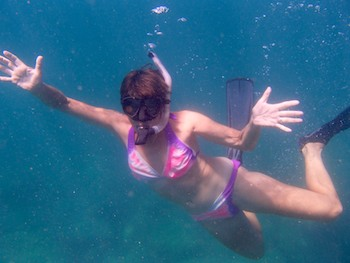 snorkeling huatulco mexico cruising and living aboard