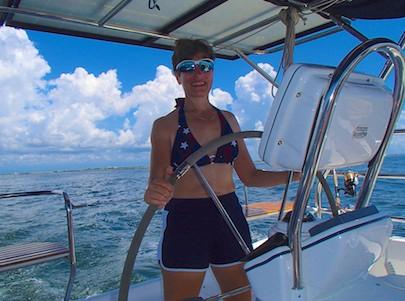 Sailing in Puerto Chiapas (Marina Chiapas and Puerto Madero)