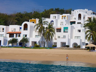 Tangolunda Bay Huatulco Camino Real Zaashila Resort