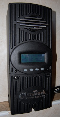Outback Flex 60 MPPT Charge Controller