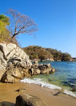 Santa Cruz Bay Huatulco