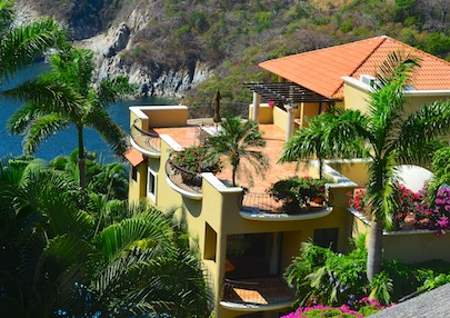 Las Palmas Resort Terraces Huatulco Mexico (sail blog)