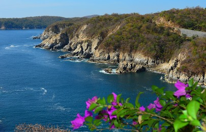 Las Palmas Resort Playa Violin Huatulco Mexic (sail blog)