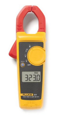 Fluke snap-on multimeter voltmeter