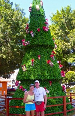 Huatulco Mexico Christmas tree (from our cruising blog)