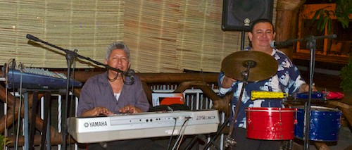 Live bands in Huatulco Mexico (from our cruising blog)