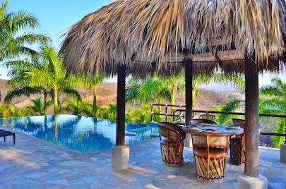 Las Palmas Huatulco Mexico cruising blog