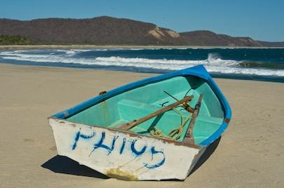 Las Palmas Huatulco Mexico sail blog