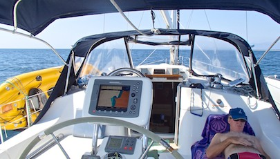 cruising passagemaking sailing blog