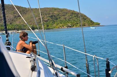 cruising blog Mexico Zihuatanejo Sail Fest