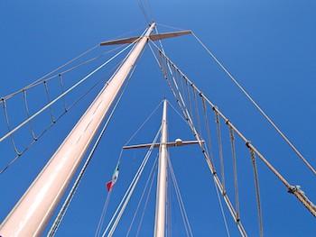 cruising blog Mexico schooner rigging Zihuatanejo Sail Fest