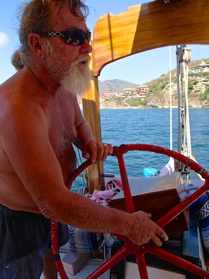 living aboard blog Captain Patricia Belle Zihuatanejo Sail Fest