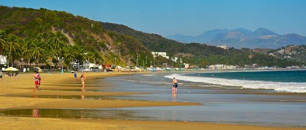 Playa La Boquita Santiago Bay Manzanillo
