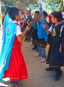 Tlalpujahua Sr Monte fiesta Mexico living aboard blog