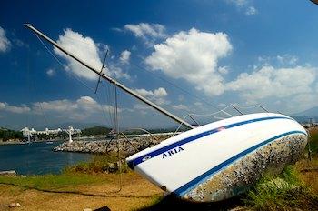 sail blog sailboat wreck las hadas manzanillo