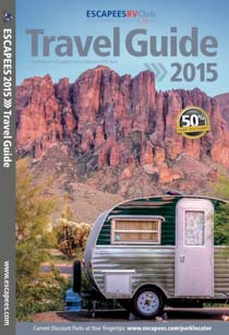 2015 Escapees Travel Guide