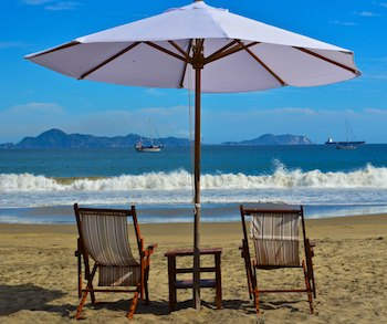 beach chairs club santiago manzanillo