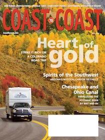 Coast to Coast Cover Fall 2013