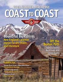 Coast to Coast Magazine Cover Idaho Summer 2018