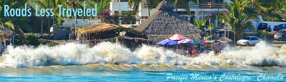 Bahia Chamela Bay Punta Perula Mexico
