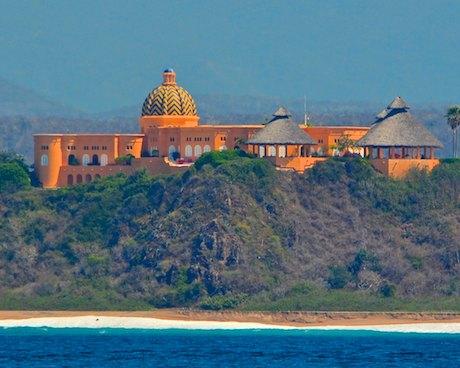 Careyes oceanfront resort