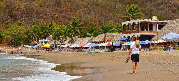 Cuastecomates Costalegre Mexico