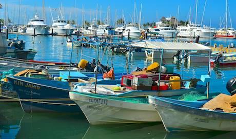 La Cruz Marina Riviera Nayarit Mexico