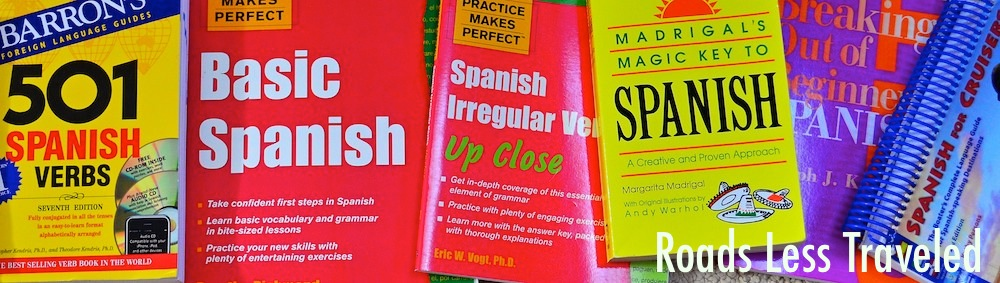Speaking Spanish Learning Tools