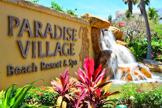 paradise village resort