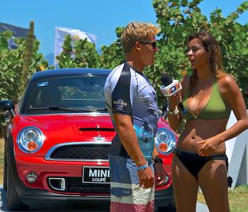 2013 mini kite board world cup interview
