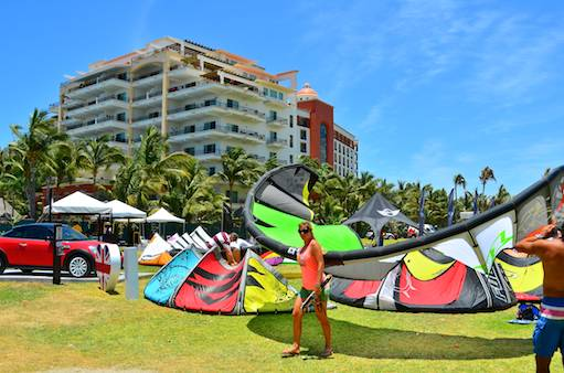 2013 mini kiteboard world cup kites