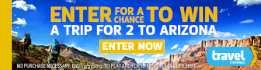 Travel Channel Sweepstakes RV Arizona