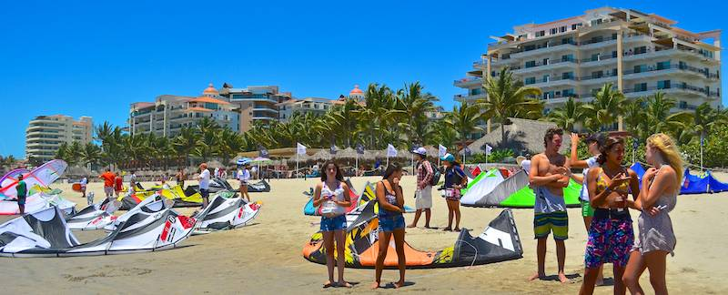 mexico kiteboard world cup