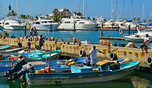 La Cruz Marina Riviera Nayarit