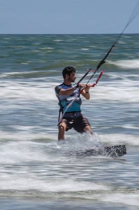 kite board speed racer