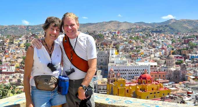 Guanajuato Pipila Overlook