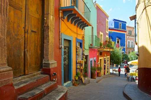 Doorways of Guanajuato