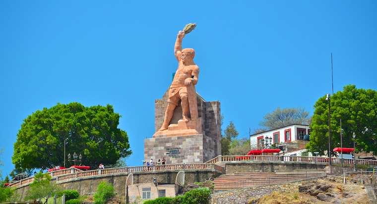 Pipila Statue Guanajuato