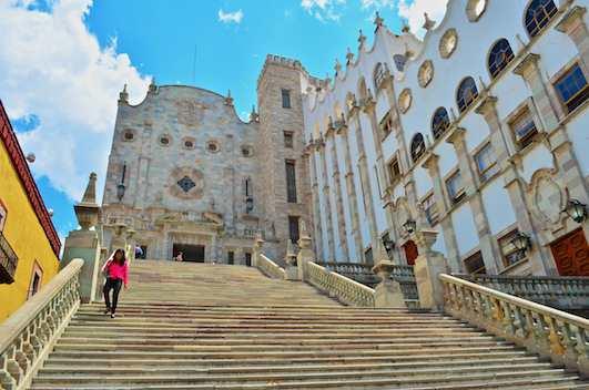 Universidad de Guanajuato - University of Guanajuato