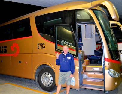 Primera Plus Bus PV to Guanajuato