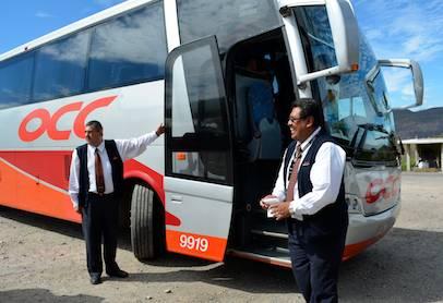 ADO / OCC Oaxaca Bus