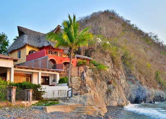 Casa Maguey in La Manzanilla