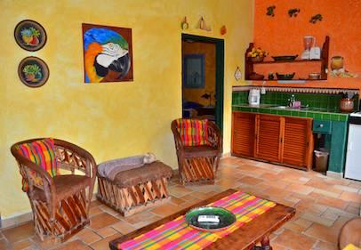 Casa Maguey - El Sol casita