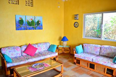 El Mar Sitting Room