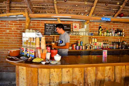 El Mar Coffee Shop La Manzanilla