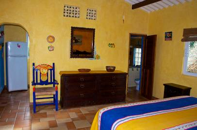 El Mar Bedroom