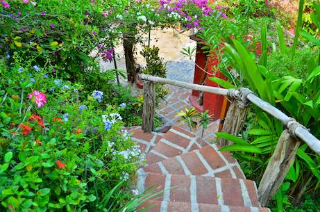 El Mar Garden at Casa Maguey