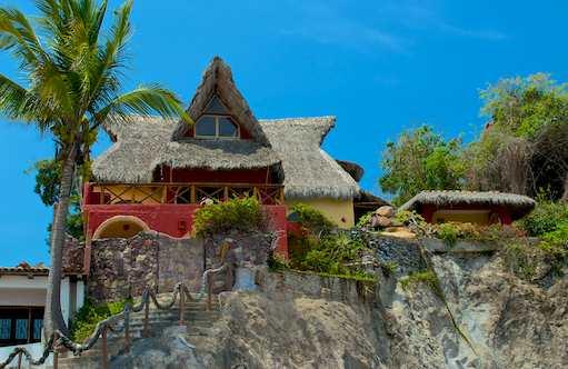 Casa Maguey La Manzanilla
