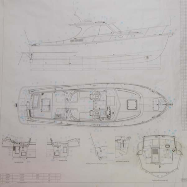 Hinckley Yachts are built to order
